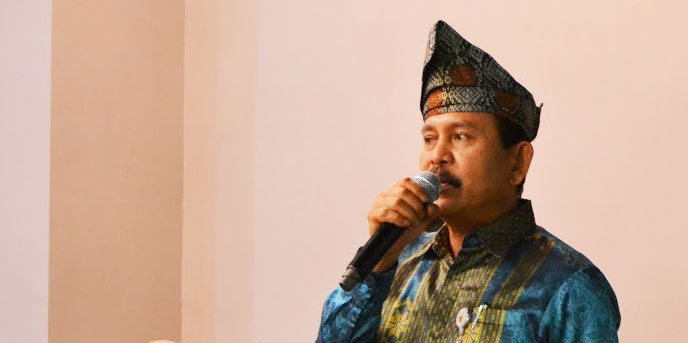 KIP Riau taja Workshop PPID BUMD:  Gubri didaulat sebagai keynote speaker