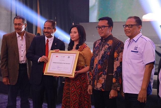 Berlatar Bali Film Livi Zheng sukses di AS